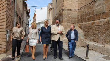 Albolote mejora sus calles gracias a los Planes Provinciales de Obras y Servicios de la Diputación