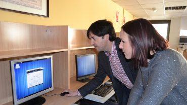 La Biblioteca Municipal de Churriana renueva sus equipamientos para dar servicio a cerca de 4.000 usuarios
