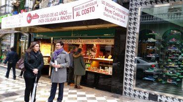Cuenca propone en pleno protección para los comercios históricos