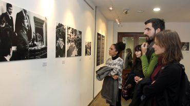 Armilla acoge la última exposición del fotógrafo Manuel López, recientemente fallecido