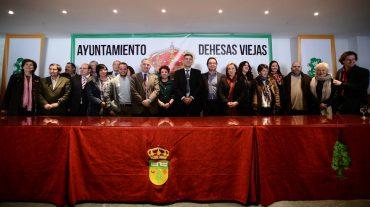 El Ayuntamiento de Dehesas Viejas constituye su comisión gestora