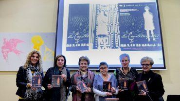 Presentado el material didáctico de coeducación del documental de 'Las Constituyentes'