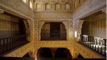 El hammam del Palacio de Comares de la Alhambra, abierto al público este mes