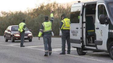 Arranca el Plan Integral de Vigilancia en carretas secundarias