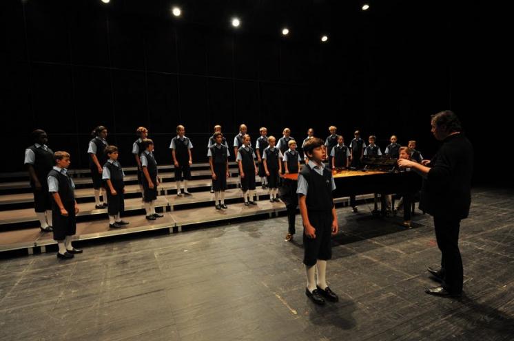 Los Chicos del Coro actuarán en el Auditorio Manuel de Falla. Foto: aG