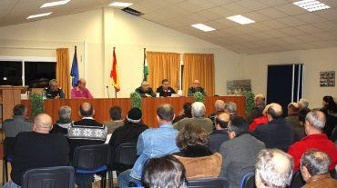 Presentado un plan de servicios para prevenir hechos delictivos durante la campaña olivarera