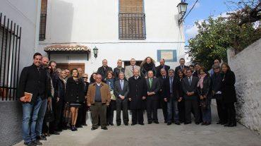 La Diputación de Granada aprueba sus cuentas para 2015 en Chite