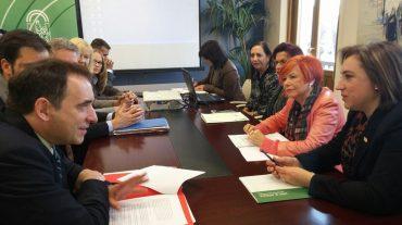 La Junta impulsa acuerdos educativos de cooperación e intercambio de prácticas con la región alemana de Hesse