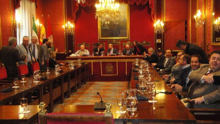 El consejo de la Federación de Hostelería ha tenido lugar en la mañana de este lunes. Foto: N.S.L.