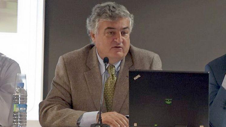 Francisco Ruiz Dávila fue cesado con la llegada de IU al gobierno autonómico. Foto: aG