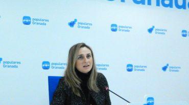 El PP exige a Susana Díaz que se centre en los problema que preocupan a los granadinos