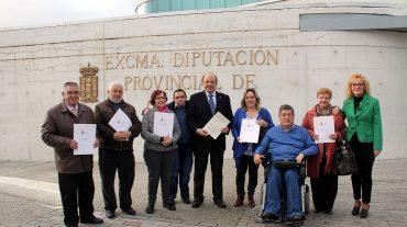 Un total de 25 jóvenes con discapacidad realizarán prácticas en la Diputación