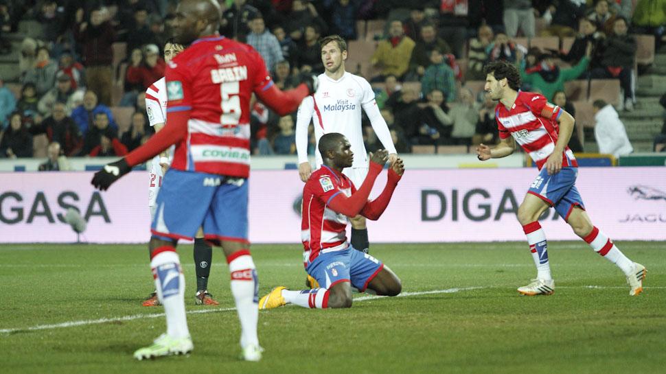 El Granada CF quiere alargar la cesión de su mejor fichaje de invierno