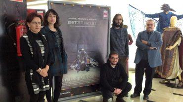 El Centro Andaluz de Teatro vuelve a Granada con una reinterpretación de Bertolt Brecht