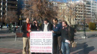 """UGT lleva al Ayuntamiento ante los tribunales por presunto """"enchufismo"""" en los concursos"""