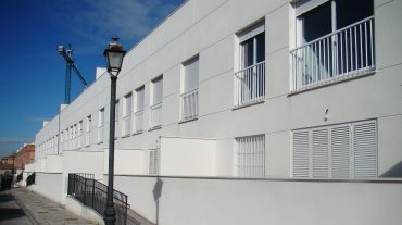 El Ayuntamiento de Armilla denuncia que Visogsa tenga unapromoción de viviendas finalizada y sin adjudicar