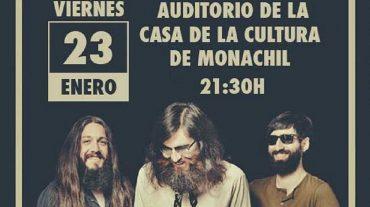 Comienza el primer ciclo de rock en Monachil