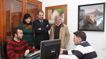Diputación refuerza su colaboración con los ayuntamientos en los Puntos de Información al Consumidor