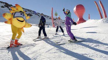 Sierra Nevada cierra con 134.500 esquiadores la mejor Navidad de las últimas cinco temporadas