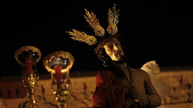 Jesús de la Paciencia de la Hermandad de Las Maravillas. Foto: Álex Cámara ©