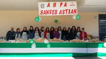 El Ayuntamiento de Las Gabias invita a los más de 2.600 escolares a un desayuno saludable