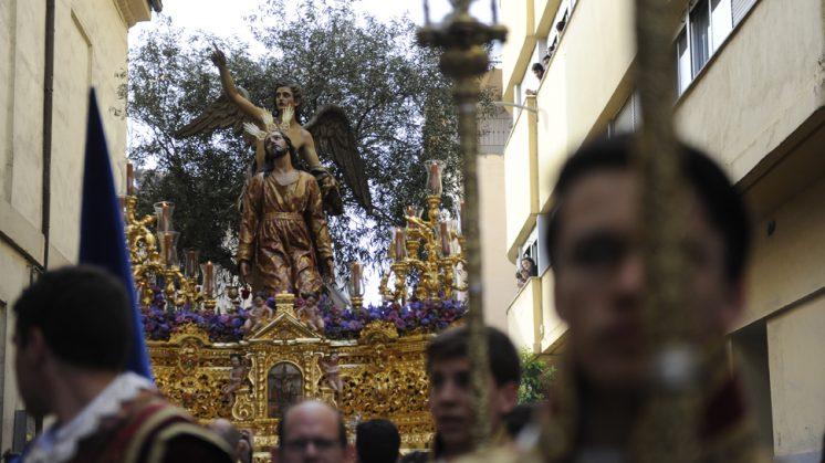 Nuestro Señor en el Huerto de los Olivos. Foto: Alejandro Romero ©