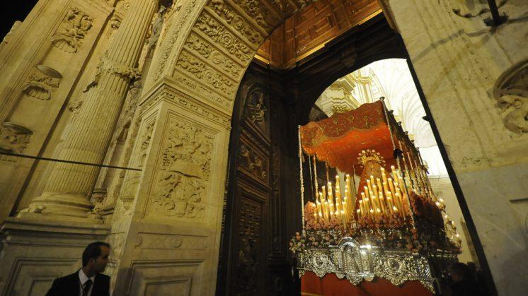 Nuestra Señora de Los Dolores. Foto: Alejandro Romero ©
