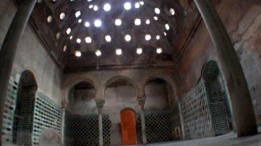 Descubiertas técnicas originales medievales en los Baños de la Alhambra, únicos en el mundo
