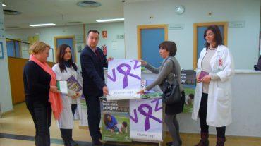 Los centros de salud se suman a la campaña de la Junta de concienciación frente a la violencia de género