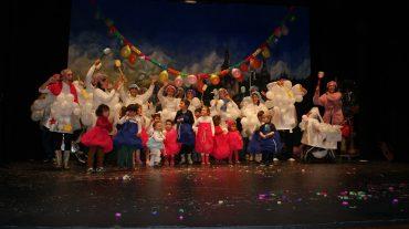 Alhendín se viste de Carnaval este fin de semana