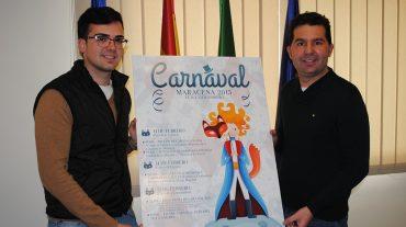 La implicación de casi 300 miembros de asociacionesposibilita un intenso carnaval en Maracena