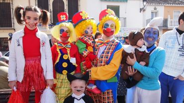 El Carnaval llega a Ogíjares a ritmo de samba