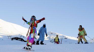 Sierra Nevada celebra el Carnaval con más de 100 kilómetros de pistas
