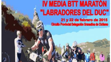 Comienza el calendario de pruebas del Circuito Provincial de Granada de BTT Maratón y de Cicloturismo