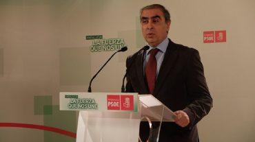 El PSOE asegura que el PP pone en peligro la asistencia sanitaria de más de 42.000 funcionarios en Granada por los recortes