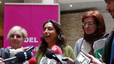 Mayte Olalla se compromete a luchar con todas sus fuerzas por la total accesibilidad de los colectivos de discapacitados