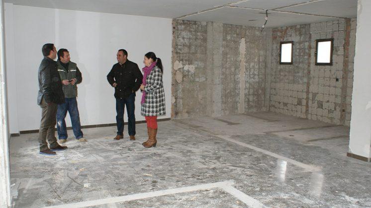 La Biblioteca Municipal de Alhendín se trasladará a unedificio más amplio