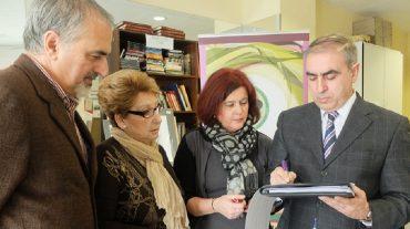 El PSOE de Granada se moviliza en los ayuntamientos para apoyara enfermos de fibromialgia