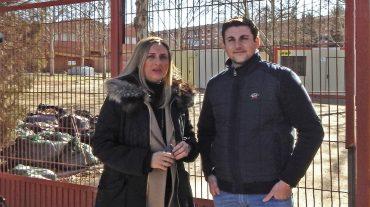 Denuncian la paralización de las obras de la sede de la Escuela de Idiomas de Granada