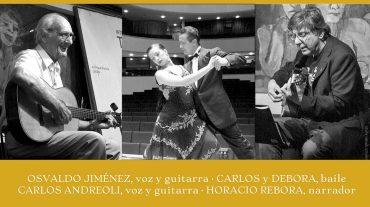 Monachil presenta este viernes el espectáculo 'Una Historia del tango'