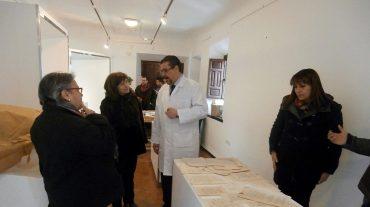 La directora del Museo de la Alhambra destaca la enorme riqueza patrimonial del Torreón de Las Gabias
