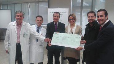 FIBAO y Unicaja colaboran en un proyecto sobre humanización de la asistencia sanitaria