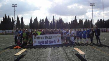 Medio centenar de mujeres participan en el I Campeonato de Fútbol Femeninopor la Igualdad en Cúllar Vega