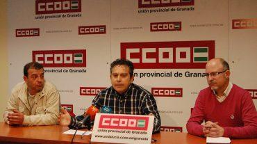CCOO anuncia movilizaciones de trabajadores y usuarios de la Residencia Huerta del Rasillo