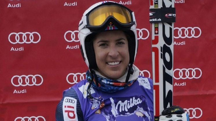 Sierra Nevada homenajeará a Carolina Ruiz en las pistas donde nació como campeona