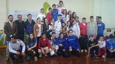 Maracena vuelve a brillar con luz propia en la III Copa de Andalucía de Esgrima