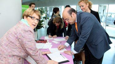 Diputación responde al llamamientode Agrafim en solidaridad con laspersonas afectadas por fibromialgia