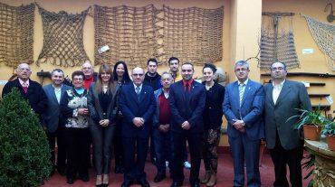 El director del Museo Etnográfico de Ogíjares toma posesión de su cargo