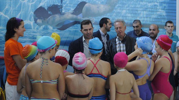 Maracena amplía su natación para escolares hasta Secundaria