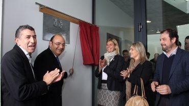 Inaugurado el centroempresarial de Padul que reconducirá laactividad constructora de la comarca